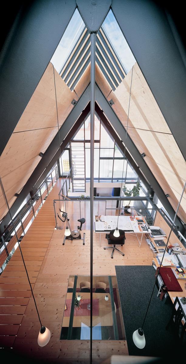merz dachverglasung - Merz Bürogebäude
