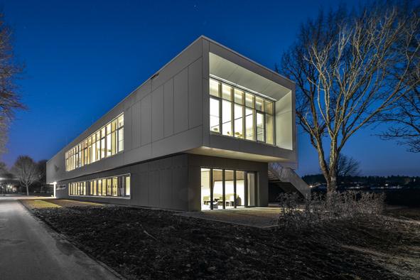 realschule bad duerrheim 10 glasfassade - Realschule Bad-Dürrheim