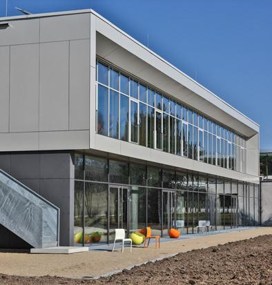 realschule bad duerrheim 3 glasfassade - Realschule Bad-Dürrheim